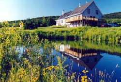 Silent Retreat at Quebec Ashram
